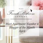 Meet Apartment Number 4 | Blogger of the Month April