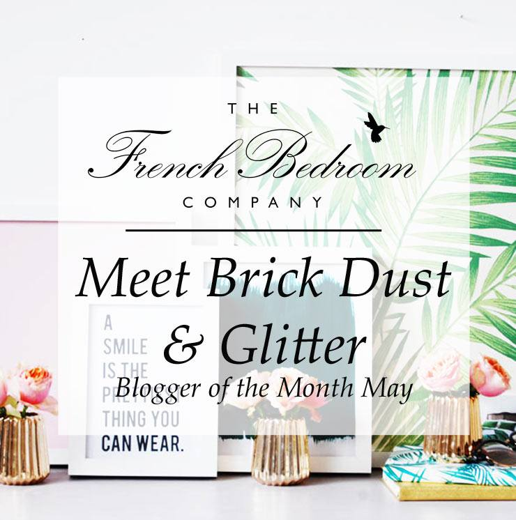 Meet Brick Dust & Glitter | Blogger of the Month