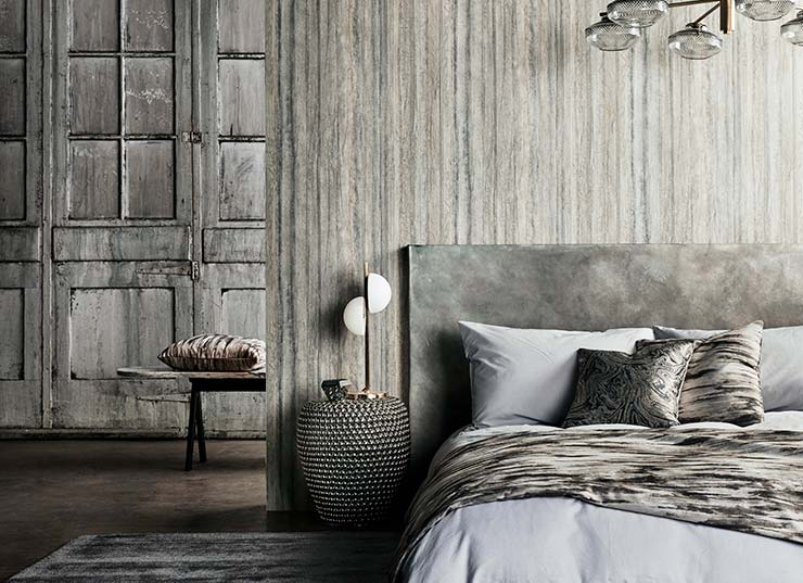 Anthology - a stunning background for your French Bed