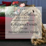 4 Autumn Trends For an Instant Interiors Update
