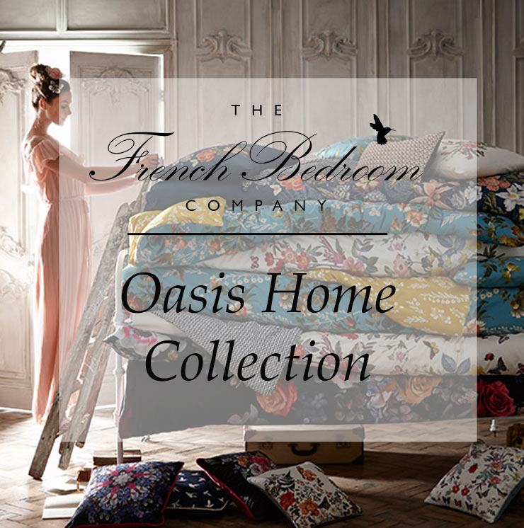 Create an Oasis with Our New Collection