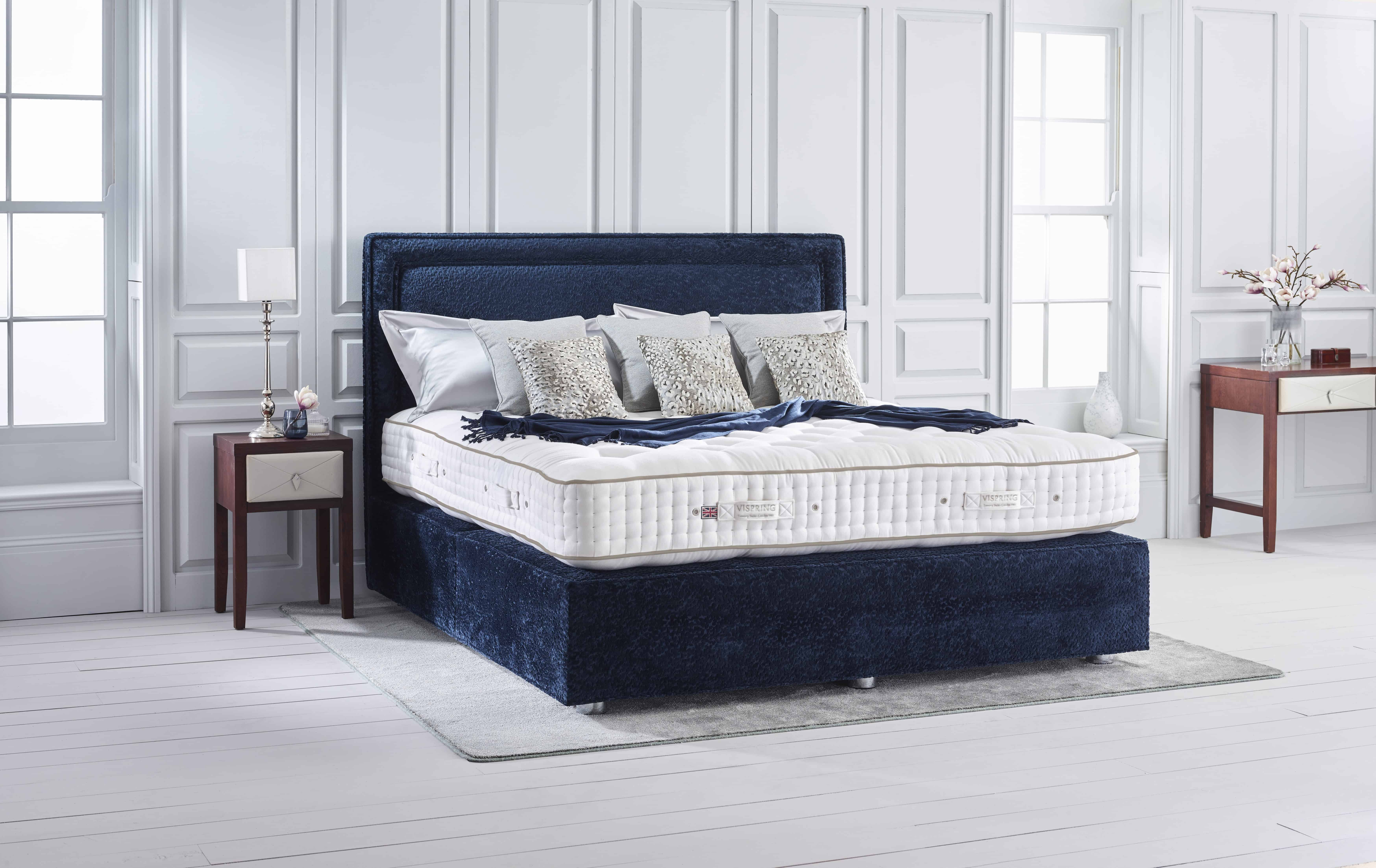ViSpring Signatory Undressed Landscape Mattress