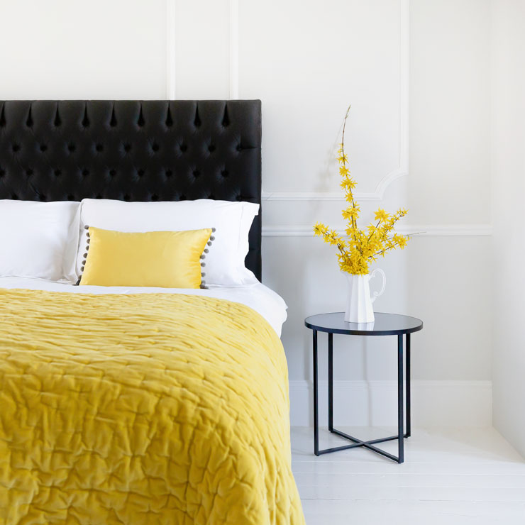 How to: Decorate Your Home With Yellow