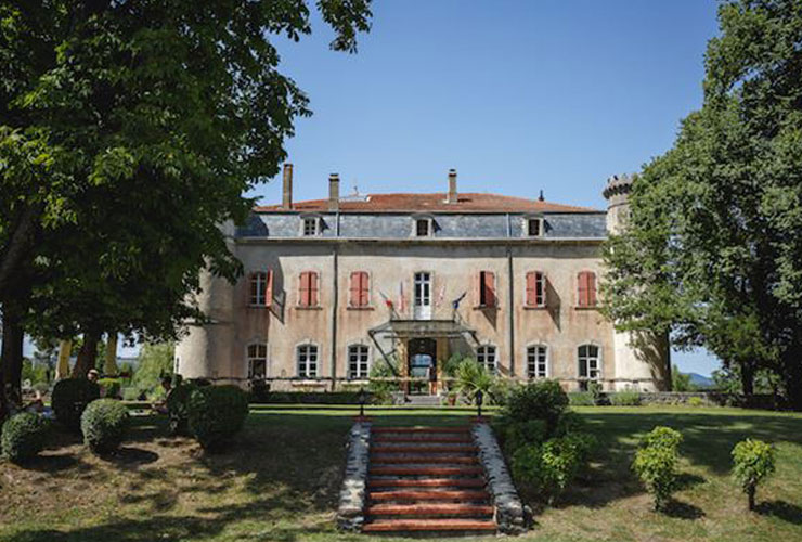 Chateau Bijou Wedding Venue in France