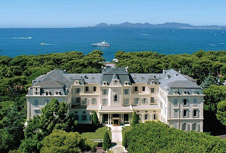 Hotel du Cap-Eden Roc French Destination Wedding