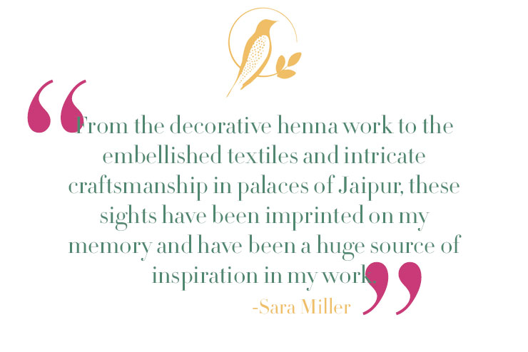 Sara miller Quote for Meet the Maker