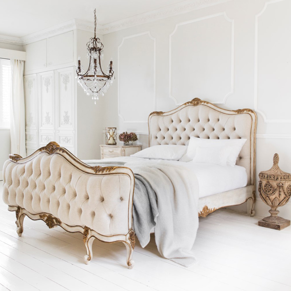 3 French Design Rules and How They Influence our Beds